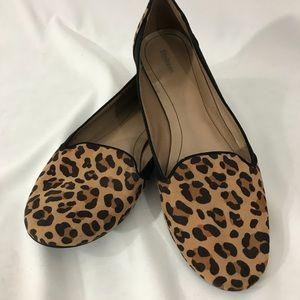 Style & Co Leopard Print Flats